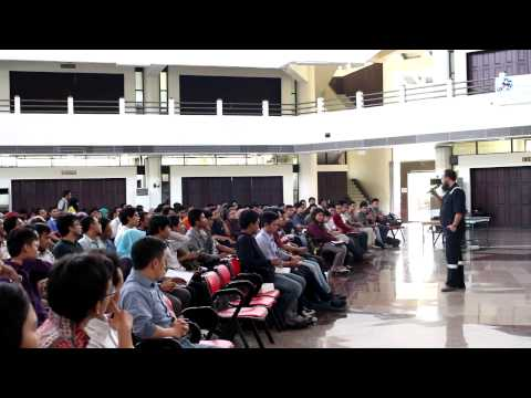 Seminar Offshore Engineering Job Interview and Tips By Djoko Ari Wibowo