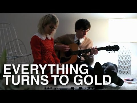 Mars Argo - Everything Turns To Gold (HD) (Acoustic)