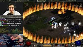 Diablo 2 - Singleplayer Sorceress Torch Farming!