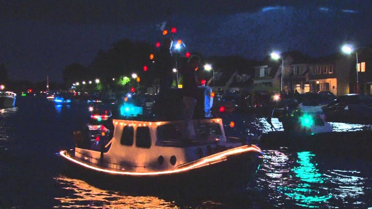 Vuur en Licht Aalsmeer 2015 - YouTube