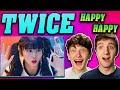 TWICE - 'Happy Happy' MV REACTION!!