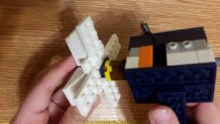 BEYBLADE из лего конструктора 2 (BEYBLADE of Lego Designer 2).