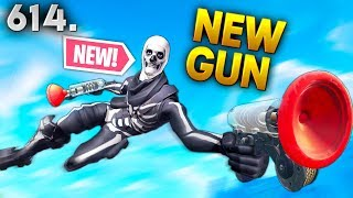 *NEW* GRAPPLER GUN IS OP..!!! Fortnite Funny WTF Fails and Daily Best Moments Ep.614