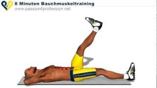Bauchmuskeltraining Stufe 1