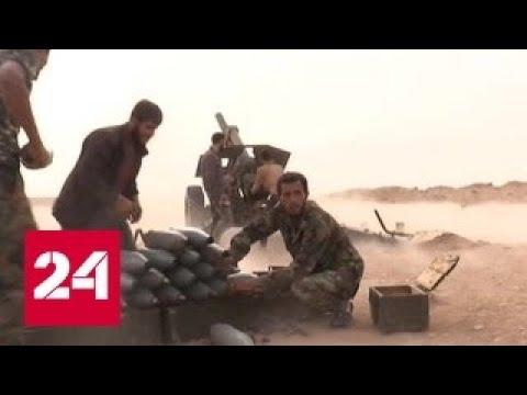 В Сирии главные