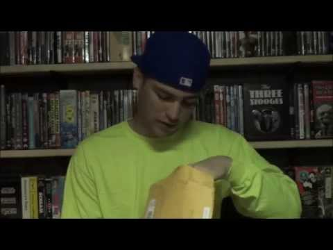 Unboxing A Package From Jeff Burr!