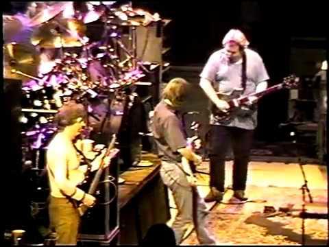 "Grateful Dead ""Hell in a Bucket~Sugaree"" 3/26/88 Hampton Coliseum Hampton, VA"