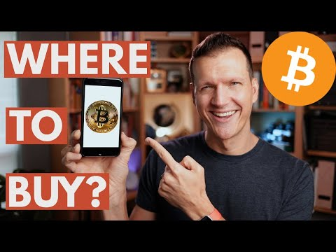 WHERE TO BUY Bitcoin Online In 2021 (How To Buy \u0026 Store BTC)