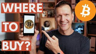 WHERE TO BUY Bitcoin Online in 2021 (How to Buy & Store BTC)