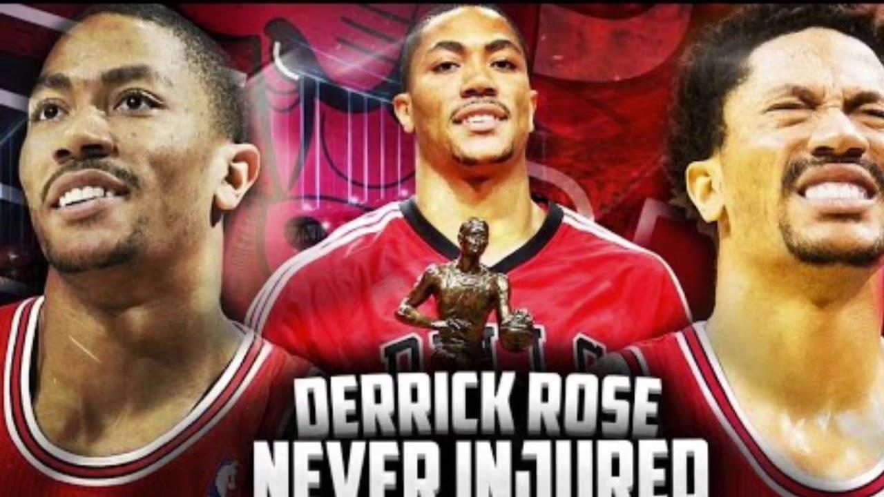 c3ce0140c5e8 What if Derrick Rose Never Got injured 😱😱😱😱 - YouTube