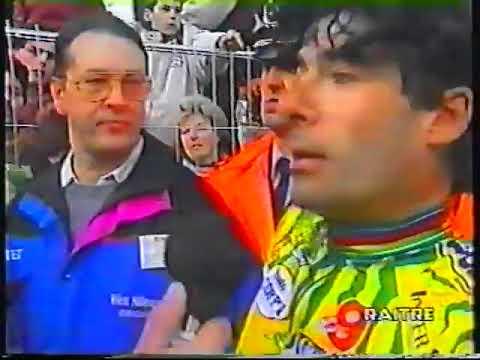Giro delle Fiandre 1994 La vittoria di Gianni Bugno