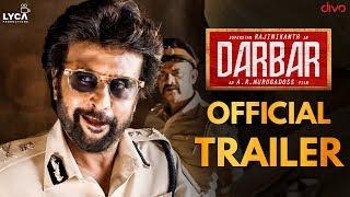 DARBAR (Tamil) – Official Trailer