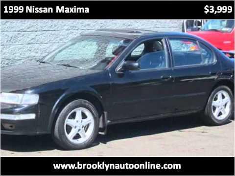 1999 Nissan Maxima Used Cars Brooklyn NY