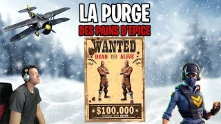 🔴FORTNITE 🔴THE PURGE OF EPICE🔴GAGNE TON PAS OF COMBAT