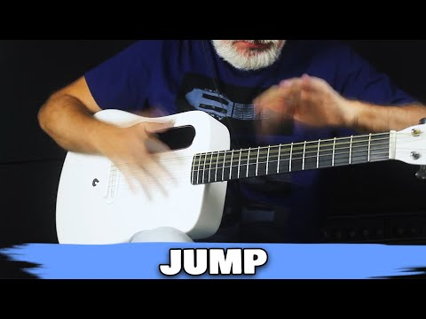 Van Halen – Jump 2020 – solo acoustic guitar (when you're a guitarist without a band)