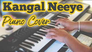 Kangal Neeye Piano Cover | Muppozhudhum Un Karpanaigal | G V Prakash Kumar | Adithyha Jayakumar