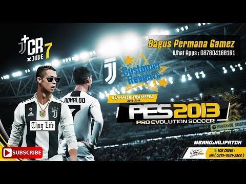 PES2013 [BANGJALI] SUMMER TRANSFER 2019 [PS3]