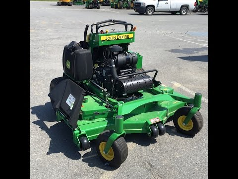 "New John Deere Quick Track With Mulch On Demand ""Lawn Care"""