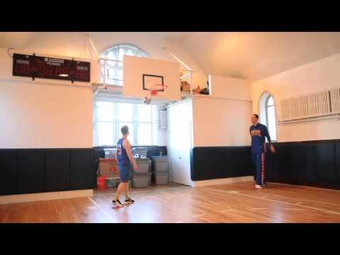 World's tallest pro baller