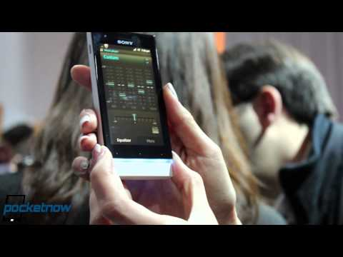 MWC: Sony Xperia U Hands-On
