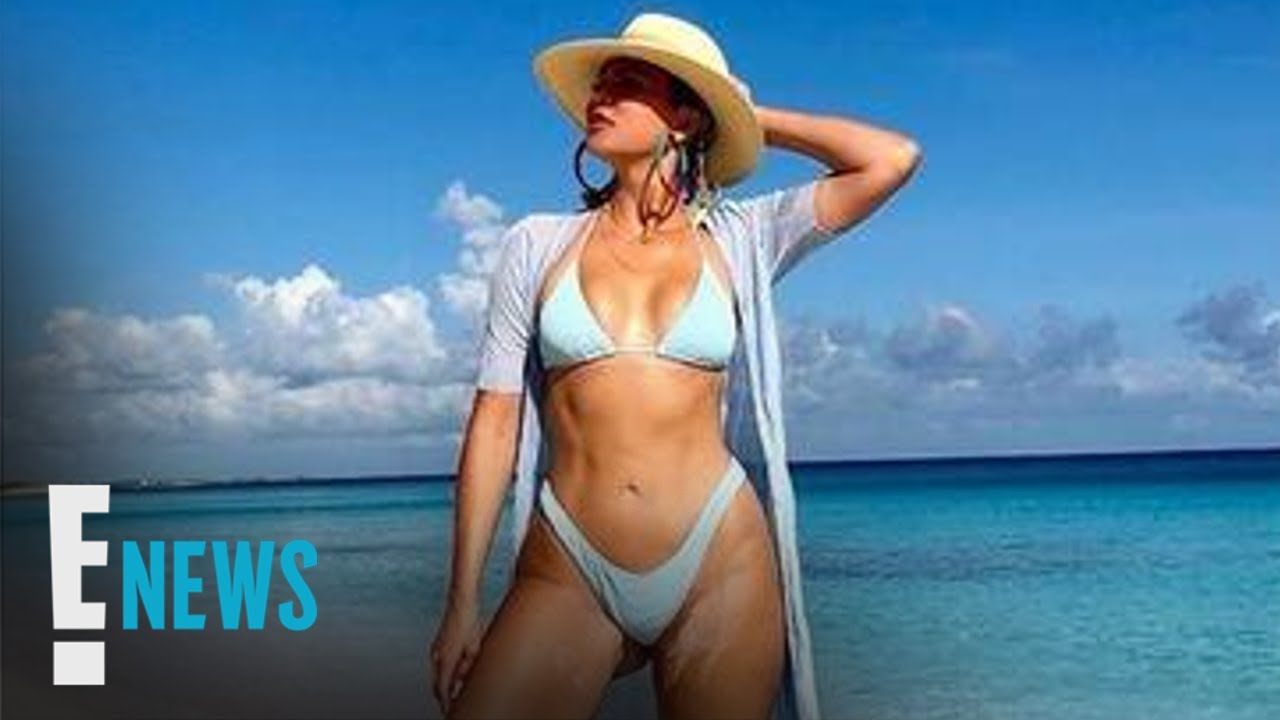 Khloé Kardashian Shows Off Her Own Revenge Body In Sexy Bikini | E! News
