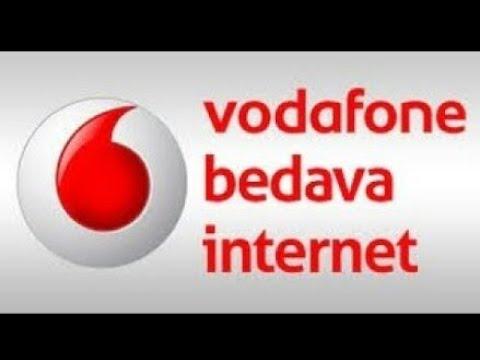 Vodafone Bedava Internet 100 Oluyor 2017 2018 Youtube