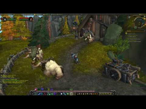 A Grapple a Day - World of Warcraft