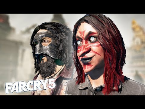 FAR CRY 6 LEAKED DEMO! Far Cry 5 Arcade Funny Moments & Fails! |
