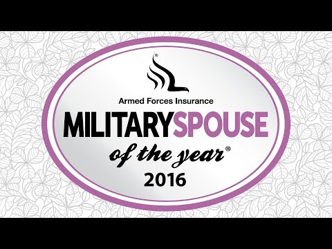 Sponsors - 2016 Armed Forces Insurance Military Spouse of the Year ®