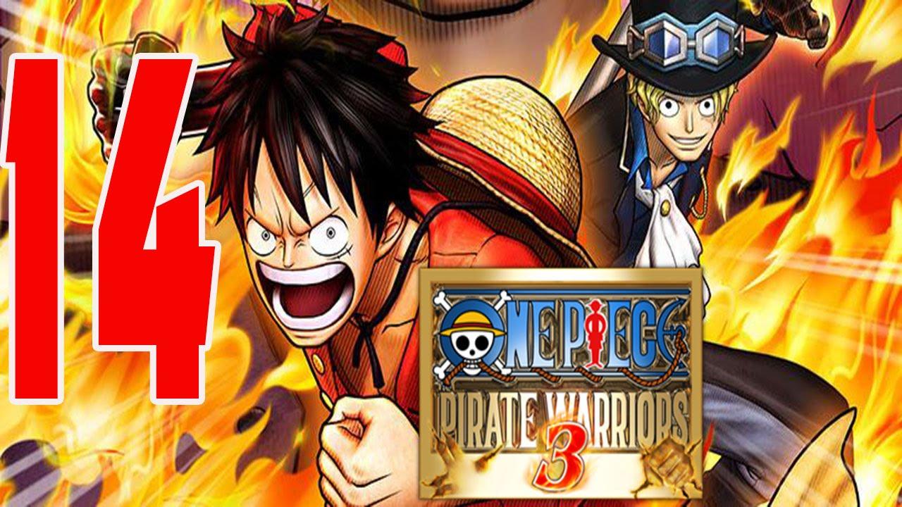 One Piece Pirate Warriors 3 Walkthrough Part 14 - Chapter ...