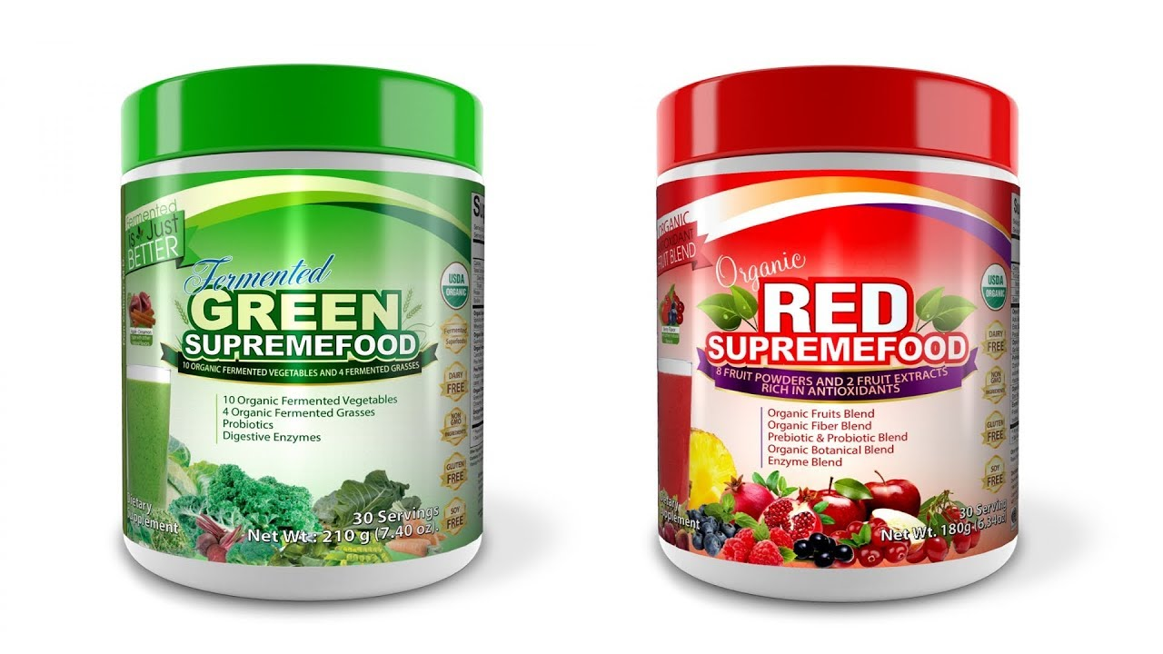 Dr Don Colbert Divine Health Green Supremefood Review Youtube