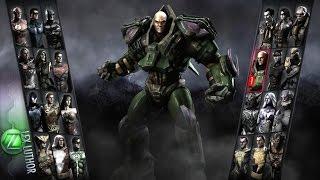 Best Fight Game - Superman / Batman / Bane GamePlay