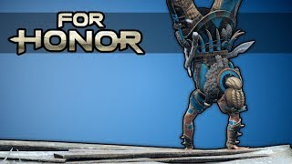 NEW EMOTES!! - For Honor