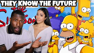 The Simpsons Predicted The 2020 Pandemic & MUCH MORE! 😱