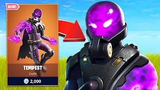 New Legendary Tempest Skin! (Fortnite Battle Royale)
