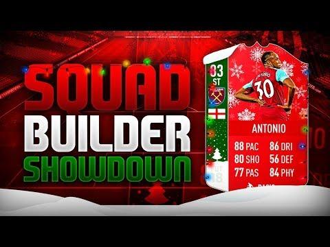 FUTMAS ANTONIO SQUAD BUILDER SHOWDOWN vs AJ3!!! (SBSD DAY 16)
