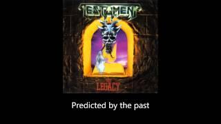Testament - Burnt Offerings (Lyrics)