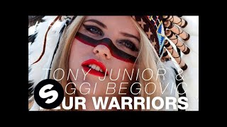 Tony Junior & Baggi Begovic - Plur Warriors (Original Mix)