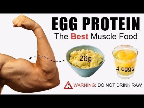 5 Reasons Eggs Are The Best Muscle Building Food (10+ Scientific Studies)
