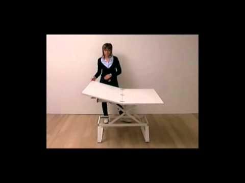 Table Basse Relevable Regolo - Youtube
