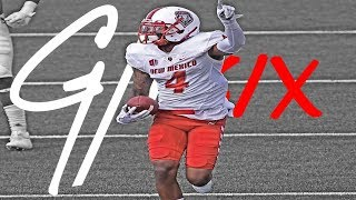 II Rich Forever II Official Senior Highlights of The University of New Mexico DB Bijon Parker