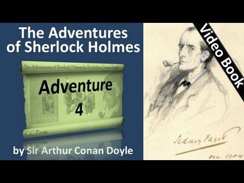 Adventure 04 - The Adventures of Sherlock Holmes by Sir Arthur Conan Doyle -