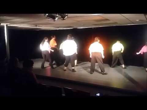 SLNYSARC performers rehearse