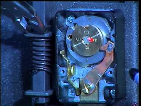 S&G 6730 Combination Lock Installation