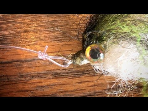 Perfection Loop - Fly Fishing Knots