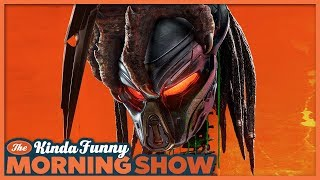 The Predator Review (Spoiler Free) - The Kinda Funny Morning Show 09.17.18