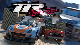обзор Table Top Racing: World Tour на ПК