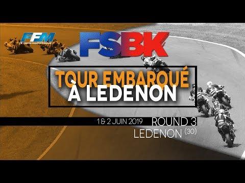 /// TOUR EMBARQUE - LEDENON (30) ///
