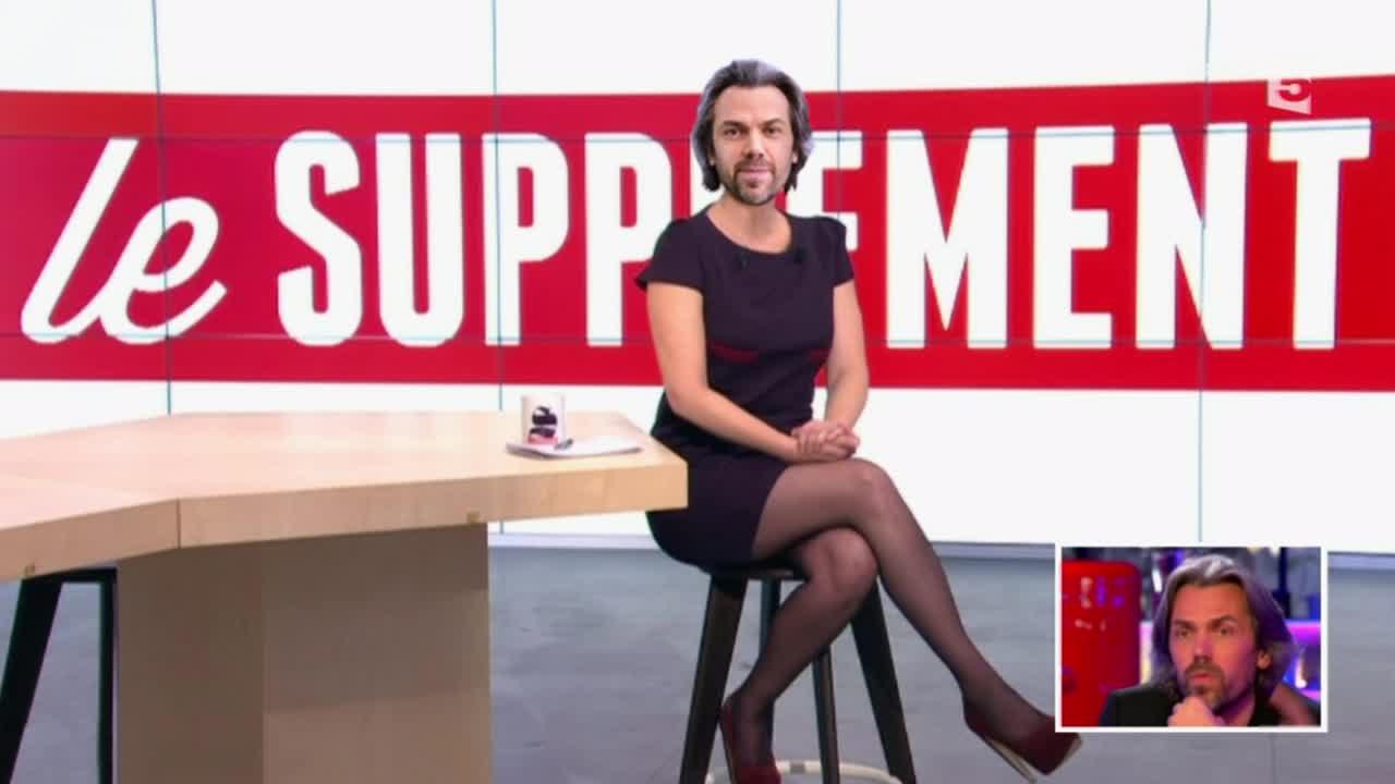 Aymeric Caron : de qui veut-il prendre la place? - C à vous - 25/05/2015