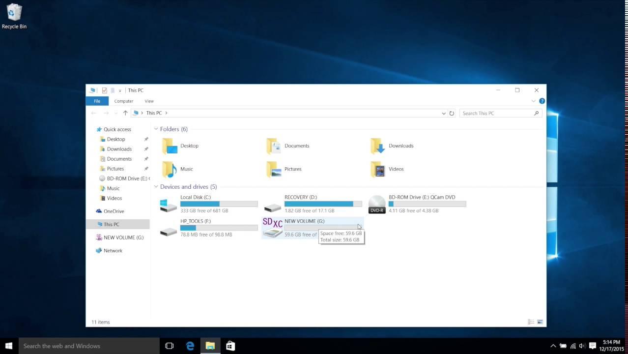GUI Format Tool / Video Tutorials (QSD-721) – Amcrest